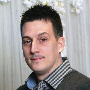 Ray Bogdanovic portrait